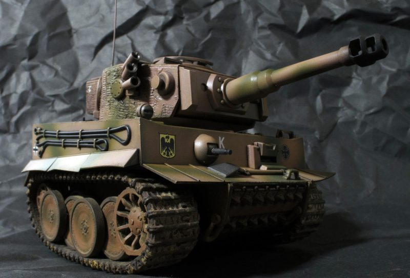 meng tiger 1 WWT