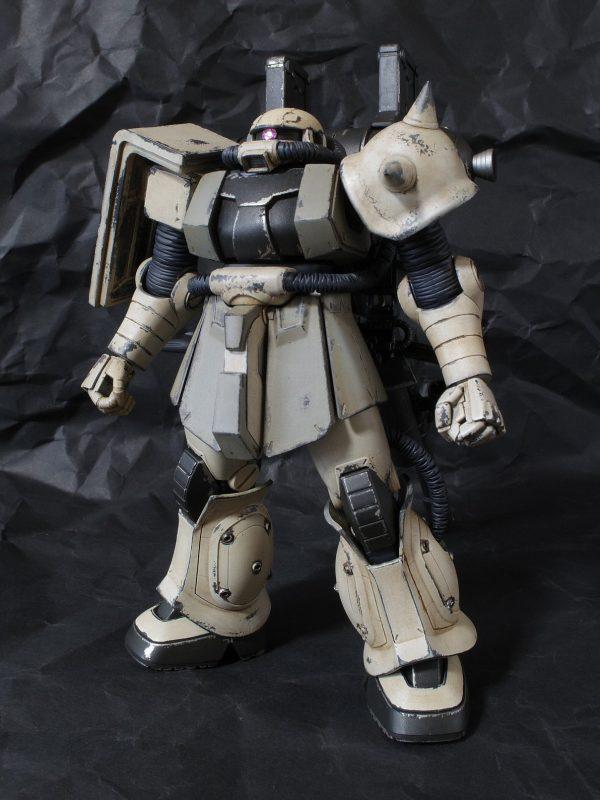 HG 1/144 量産型ザク