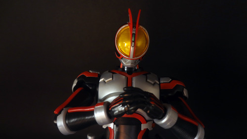 フィギュアライズ 6 仮面ライダーファイズ